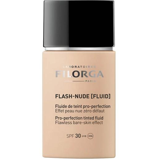Filorga Flash-Nude [Fluid] Spf30 Απαλό Λεπτόρρευστο Foudantion για Αψεγάδιαστο Αποτέλεσμα με Εφέ Γυμνού Δέρματος 30ml
