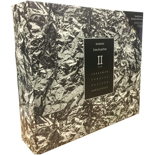 Korres Πακέτο Προσφοράς Premium Eau De Parfum II 50ml & Δώρο Showergel 250ml & Δώρο Body Milk 125ml