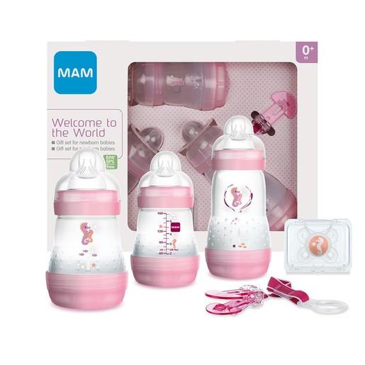 Mam Welcome to the World Σετ Δώρου 5 Τεμαχίων για Νεογέννητα Κωδ 660 από 0+ Μηνών