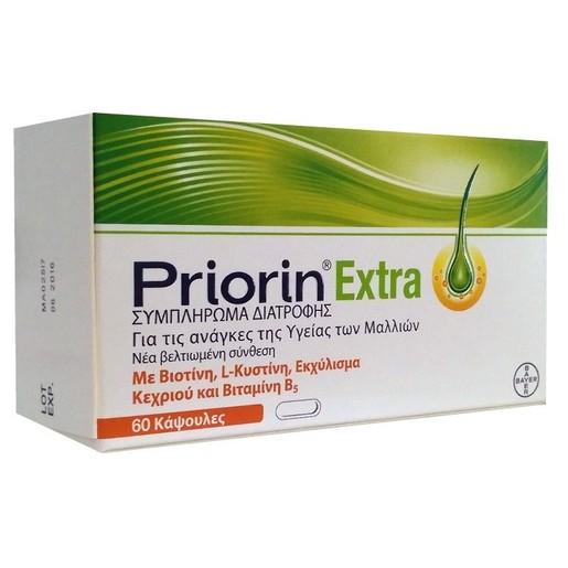 Extra 60caps - Priorin