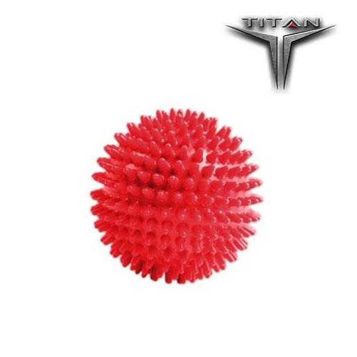 John\'s Titan Μπαλάκι Μασάζ Φ σε Χρώμα Κόκκινο 6cm 40g 26131