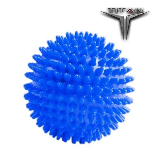 John\'s Titan  Μπαλάκι Μασάζ σε Μπλε Χρώμα Φ 10cm 160gr 26134