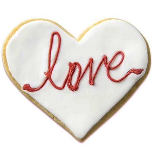 Δώρο Vichy Μπισκότο σε Σχήμα Καρδιάς