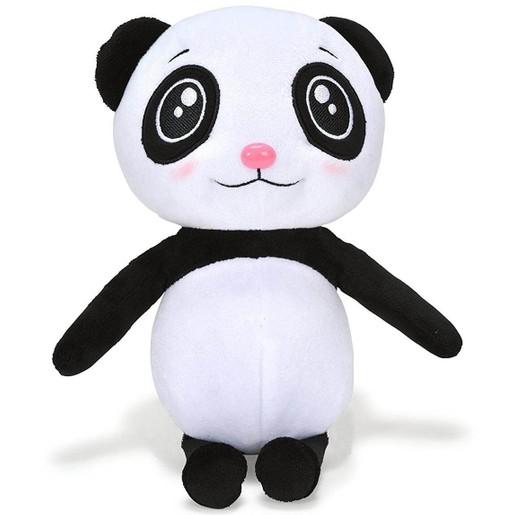 Little Baby Bum Musical Baby Panda Singing Μωρό Πάντα, Μουσικό Λούτρινο Παιχνίδι με 4 Τραγουδάκια Εκμάθησης