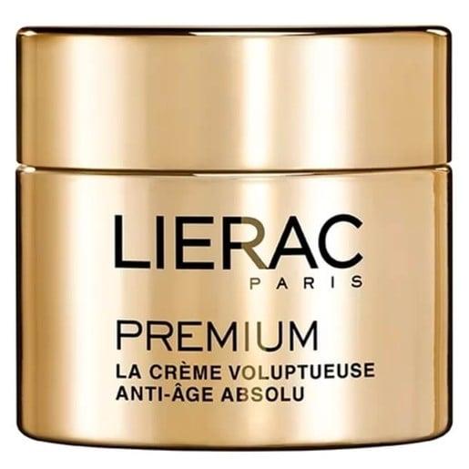 Lierac Επετειακή Έκδοση Premium La Creme Voluptueuse Anti-Age AsboluΚρέμα Αντιγήρανσης 24ώρης Δράσης Αυθεντικής Υφής50ml