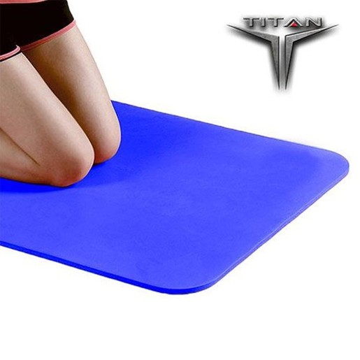 John\'s Titan Στρώμα Yoga Mat Μπλε 26138