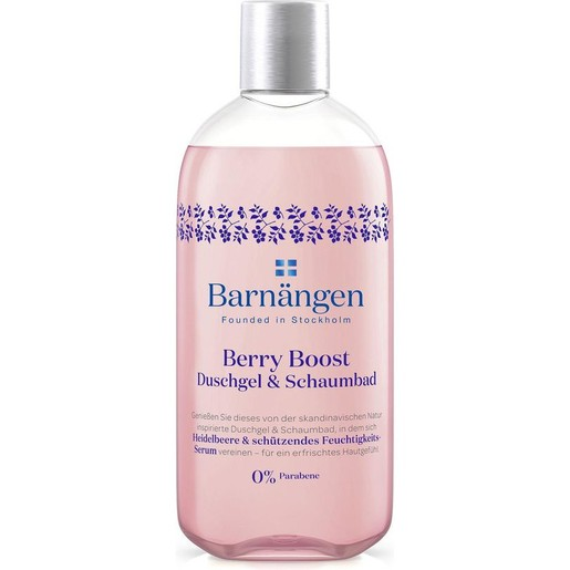 Barnangen Shower & Bath Gel Berry Boost 400ml
