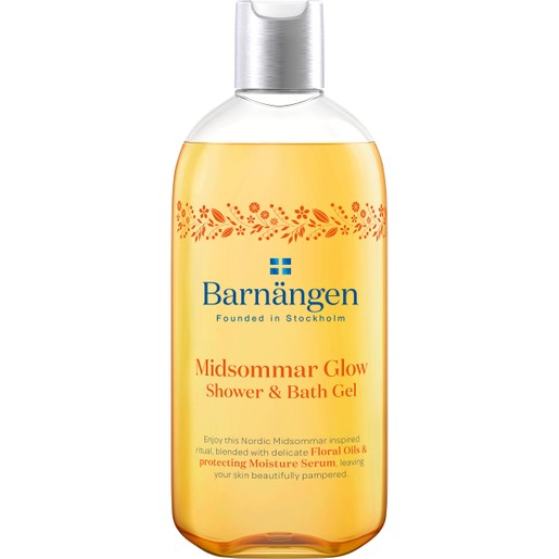 Barnangen Shower & Bath Gel Midsummer Glow 400ml