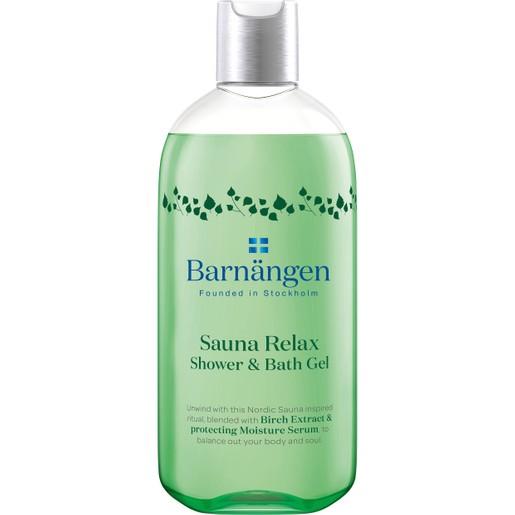 Barnangen Shower & Bath Gel Sauna Relax 400ml