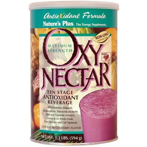 Nature\'s Plus Oxy Nectar Συμπλήρωμα Διατροφής Πανίσχυρης Αντιοξειδωτικής Φόρμουλας για Έξτρα Ενέργεια 594gr (1.3lbr)