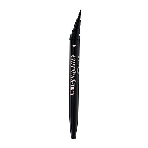 Maybelline Curvitude Eyeliner Black Eyeliner  0.8gr