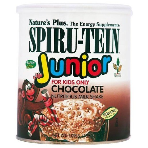 Nature\'s Plus Spiru-Tein Junior Παιδικό Συμπλήρωμα Διατροφής σε Σκόνη 495gr