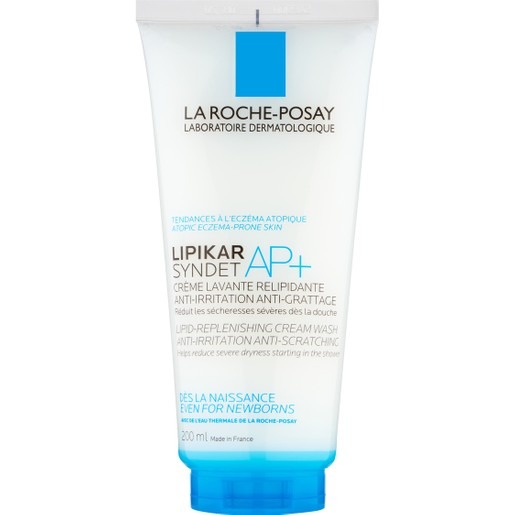 La Roche-Posay Lipikar Syndet AP+ Αφρόλουτρο για Ατοπική Δερματίτιδα