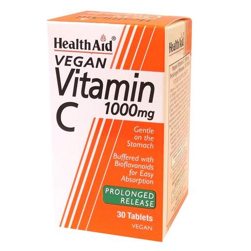 Health Aid Vitamin C 1000mg 30tabs