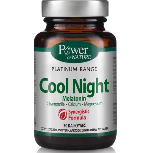 Power Health Platinum Cool Night 30caps