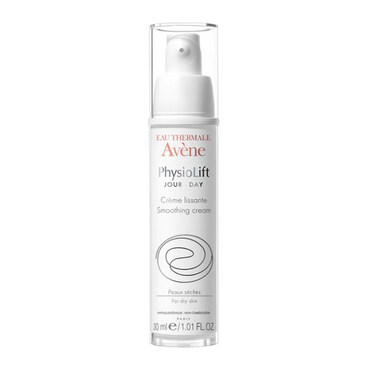 Avene Physiolift Creme Lissante Αντιρυτιδική Λειαντική Κρέμα Ημέρας για Αναδόμηση του Ευαίσθητου - Ξηρού Δέρματος 30ml