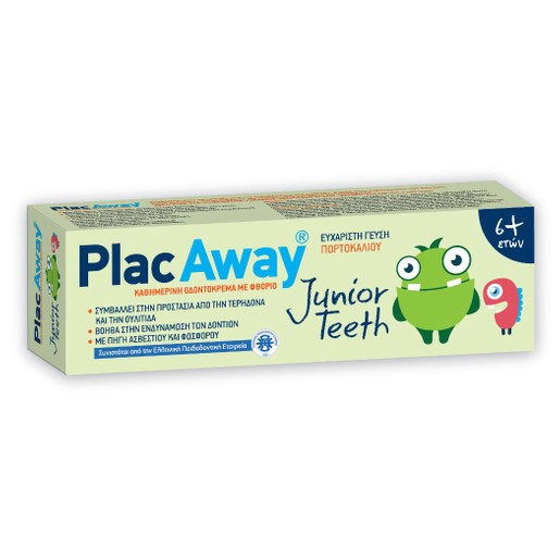 Plac Away Junior Teeth 50ml