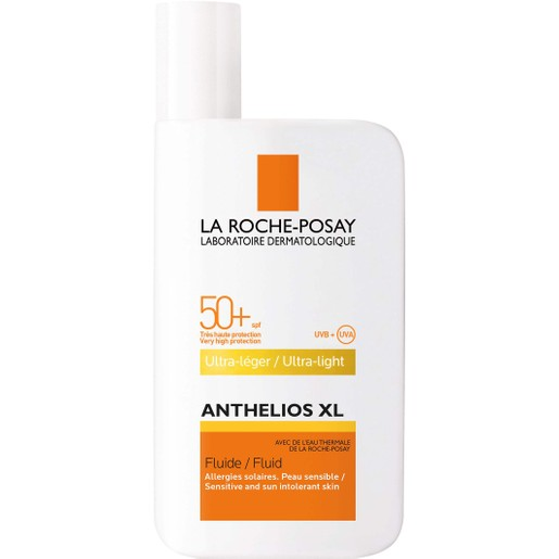 Anthelios XL Fluide Ultra-Light Spf50+ 50ml - La Roche-Posay