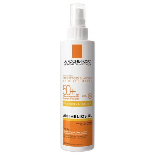 La Roche-Posay Anthelios XL Ultra-Light Spray Spf50+ Αντηλιακό Spray Σώματος 200ml