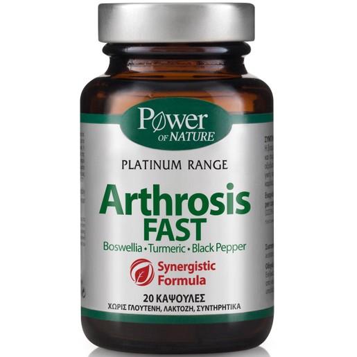 Power Health Platinum Arthrosis Fast 20caps