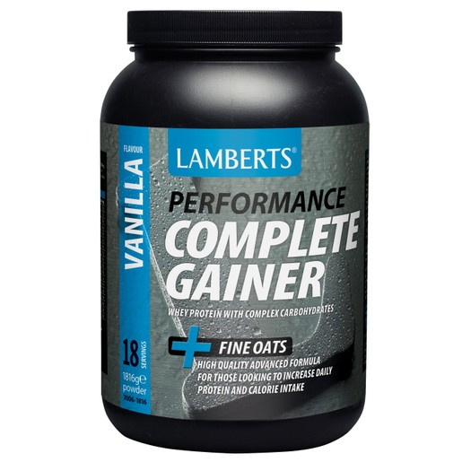 Lamberts Complete Gainer 816mg Powder