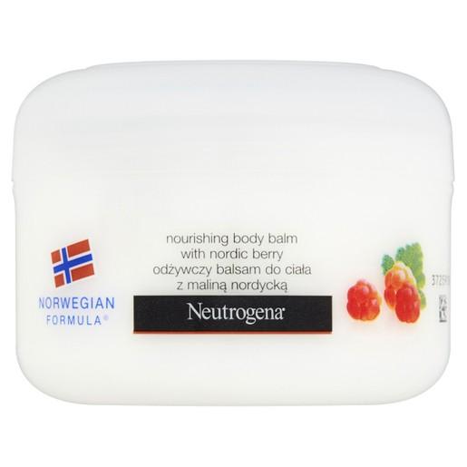 Neutrogena Nourishing Body Balm Θρεπτική Κρέμα Σώματος με Nordic Berry για Ξηρή Επιδερμίδα 200ml Promo -30%