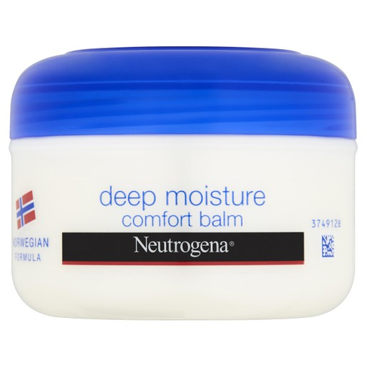 Neutrogena Deep Moisture Comfort Balm Ενυδατική Κρέμα Σώματος για Ξηρή & Ευαίσθητη Επιδερμίδα 200ml Promo -30%