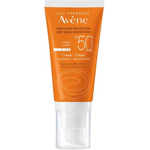Avene Creme Comfort Spf50+, 50ml