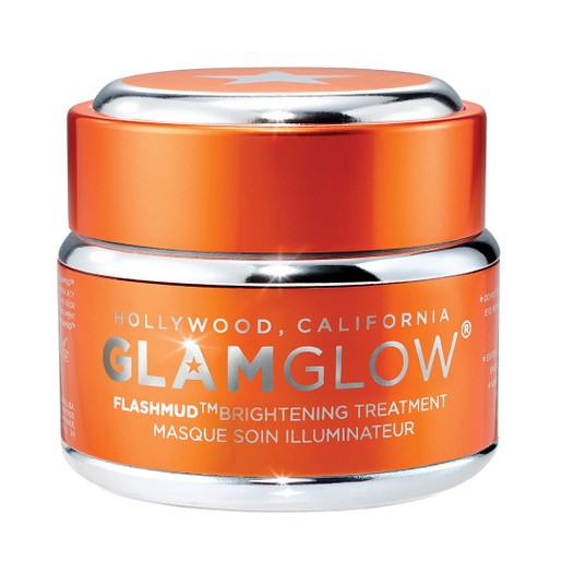 Glamglow Flashmud Brightening Treatment Μάσκα Περιποίησης & Λάμψης με Πολλαπλή Δράση 50g