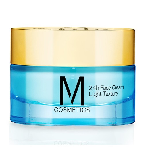 M Cosmetics 24h Face Cream Light Texture 24ωρη Κρέμα Προσώπου Ελαφριάς Υφής με Ολοκληρωμένη Αντιρυτιδική & Συσφικτική Δράση 50ml