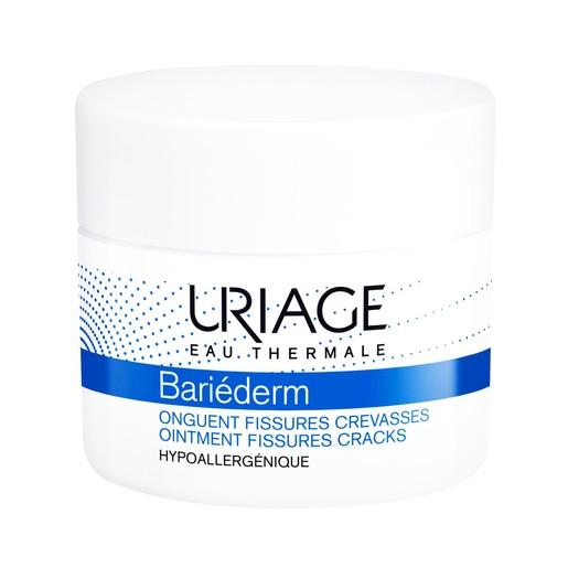Uriage Bariederm Ointment fissures Cracks Βοηθά στη Μόνωση την Επανόρθωση και το Μαλάκωμα Ρωγμών και Σκασιμάτων 40gr