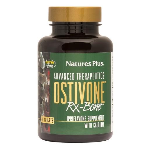 Nature\'s Plus Ostivone RX Bone Ειδική Φόρμουλα για Άυξηση της Οστικής Μάζας 60 tabs
