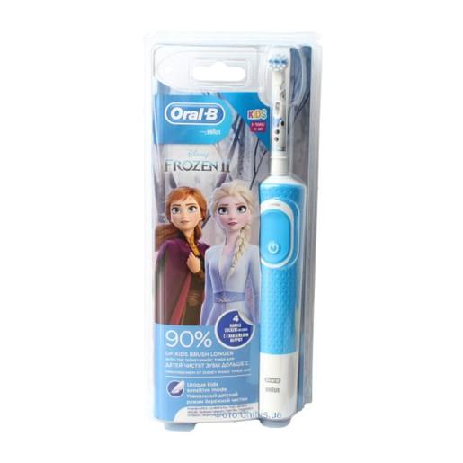Oral-B Vitality Stages Power Frozen 3+ years Παιδική Ηλεκτρική Οδοντόβουρτσα