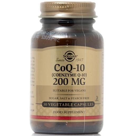 Solgar Coenzyme CοQ10 200mg 30 veg.caps