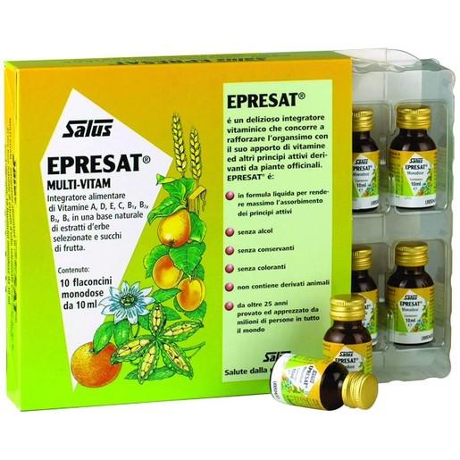 Power Health Epresat Multi-Vitam 10 Μονοδόσεις χ 10ml
