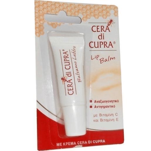 Cera Di Cupra Lip-Balm Αναζωογονητικό Και Αντιγηραντικό Lipstick 10ml