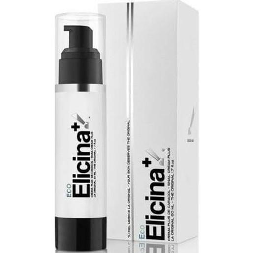 Elicina Eco Plus Cream Θρεπτική Αναπλαστική Κρέμα Από Σαλιγκάρι για Ξηρή - Ευαίσθητη Επιδερμίδα 50ml