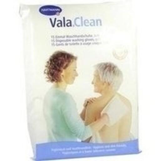 Hartmann Valaclean Κλωστοϋφαντουργικά Γάντια Πλυσίματος 15τμχ