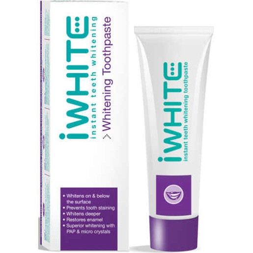 Gerolymatos iWhite Toothpaste 75ml