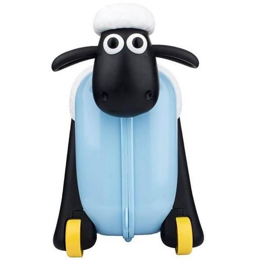 Shaun the Sheep Βαλίτσα σε Γαλάζιο Χρώμα