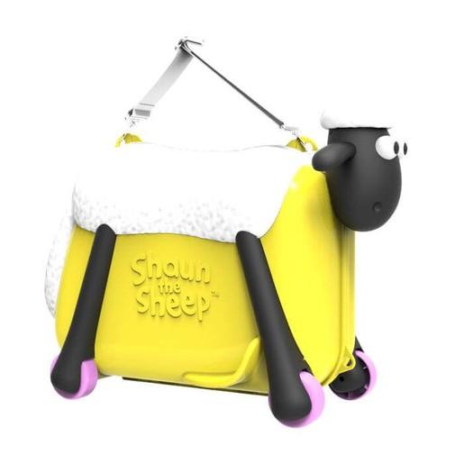 Shaun the Sheep Βαλίτσα σε Κίτρινο Χρώμα