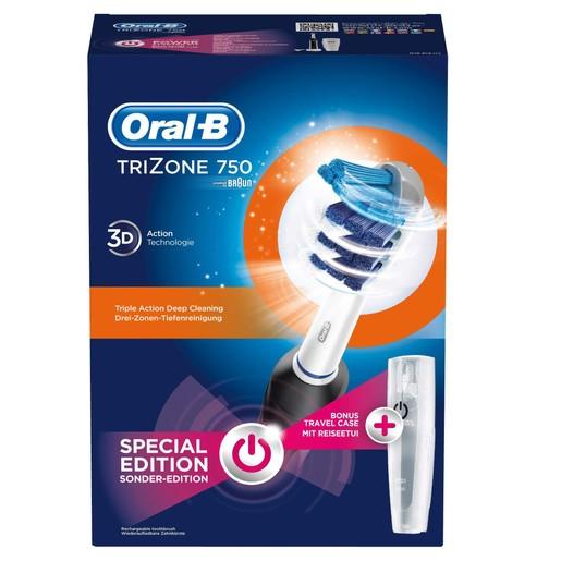 Oral - B Trizone 750 Ηλεκτρική Οδοντόβουρτσα
