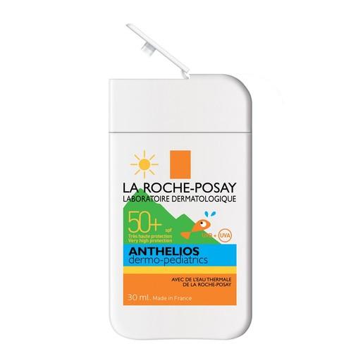 La Roche-Posay Pocket Size Anthelios Dermo-Kids Spf50+ Παιδικό Αντηλιακό Γαλάκτωμα Πολύ Υψηλής Προστασίας 30ml