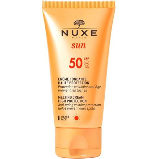 Nuxe Sun Face Cream Spf50, 50ml