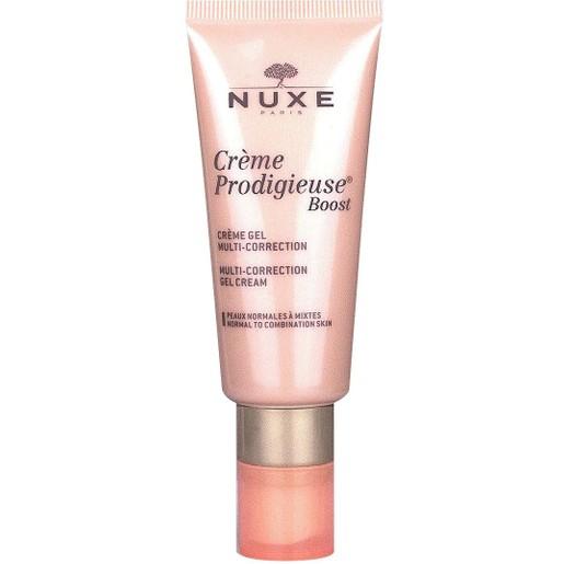 Nuxe Prodigieuse Boost Day Gel Cream Κρέμα Gel Πολλαπλής Δράσης για Κανονική - Μικτή Επιδερμίδα, 40ml