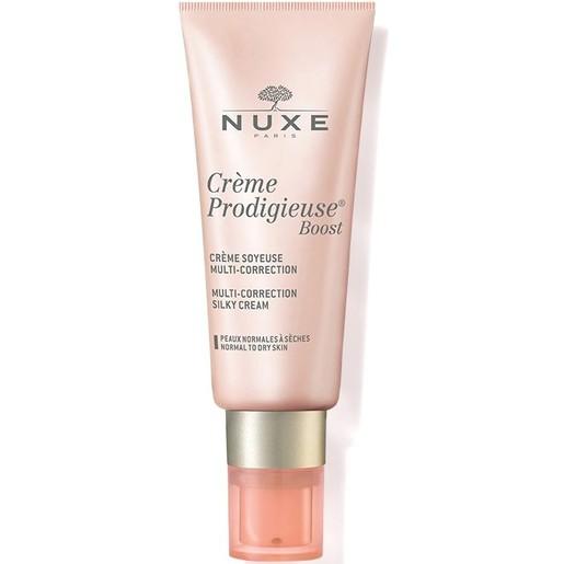 Nuxe Prodigieuse Boost Day Silky Cream Μεταξένια Κρέμα Πολλαπλής Δράσης για Κανονική - Ξηρή Επιδερμίδα, 40ml Nuxe