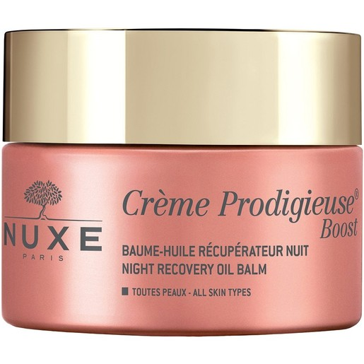 Nuxe Prodigieuse Boost Night Oil Balm Νύχτας για Όλους τους Τύπους Επιδερμίδας, 50ml