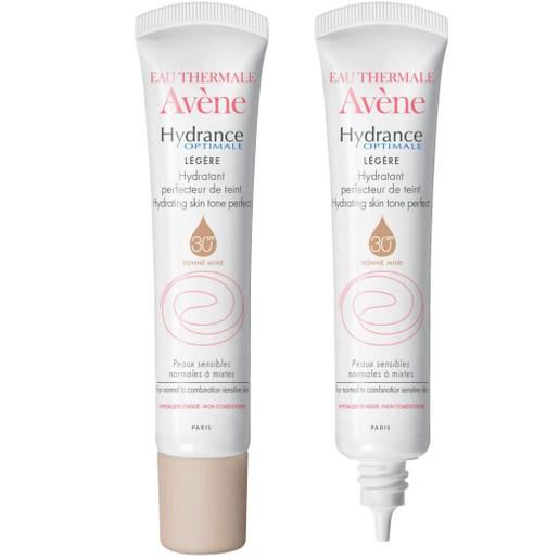 Avene Hydrance Optimale Hydratant Perfecteur De Teint Legere Spf30 Ενυδατική με Χρώμα 40ml