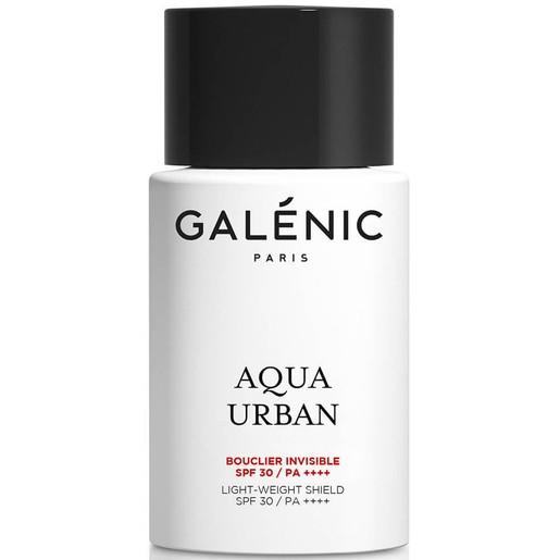 Galenic Aqua Urban Invisible Shield Spf30 Αντηλιακή Κρέμα Ιδανική για Συνθήκες Πόλης με Αόρατη Ασπίδα Κατά της Ρύπανσης 40ml