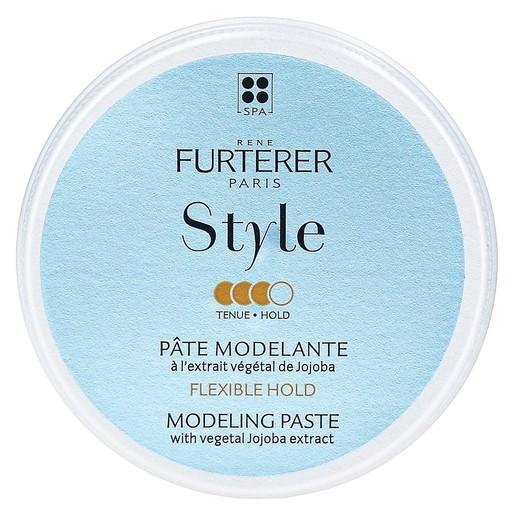 Rene Furterer Style Pate Modelante Flexible Hold Καθορίζει και Αναδιαμορφώνει τα Μαλλιά σας Όπως Επιθυμείτε 75ml